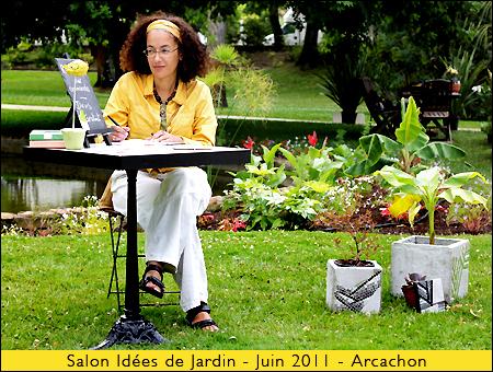 Idées de Jardin - Arcachon - Juin 2011