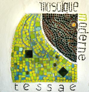 Logo Tessae Mosaïque Moderne