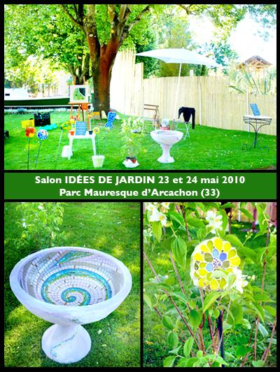 Salon Idées de Jardin - Parc Mauresque Arcachon -