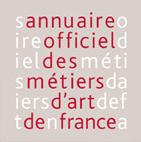 Annuaire Officiel des Métiers d'Art de France