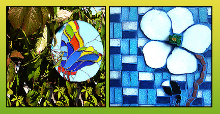 Stages mosaïque Tiffany à Bordeaux