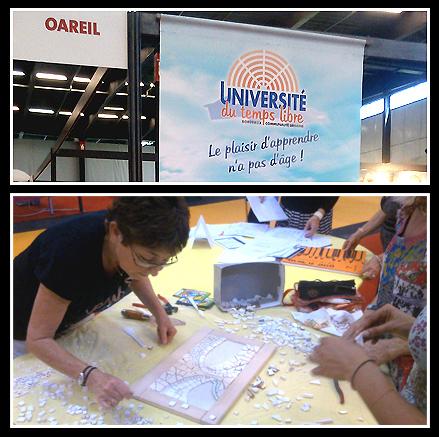 - Mosaïque, Université du Temps Libre, Bordeaux -